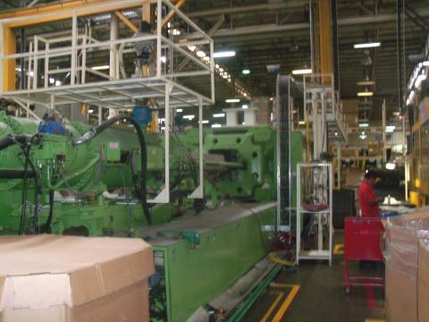 1997 1500 ton Engel, 348 oz