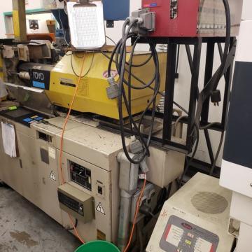 2005 370 ton Negri-Bossi 37.4 oz Electric VE370