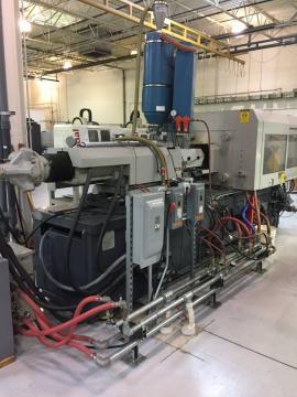 1992 170 ton Van Dorn 14 oz Updated Sigmatek Controller
