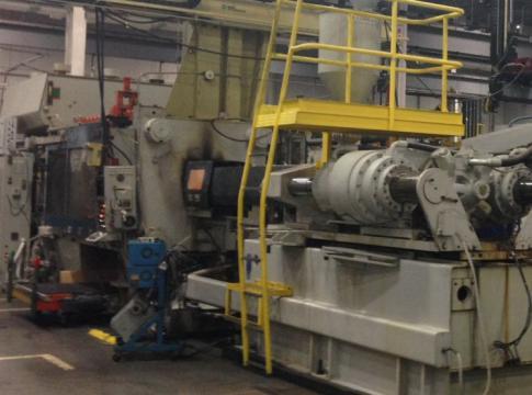 1994 1100 ton HPM 260 oz