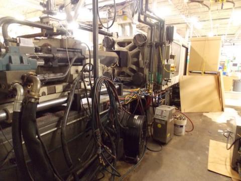 1997 440 ton Cincinnati, 54 oz