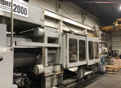 2009 1050 ton LG 161 oz