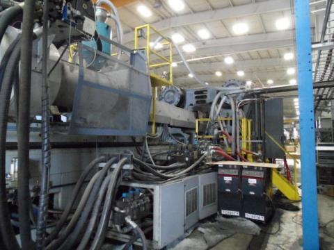 2003 3500 ton HPM 1115 oz