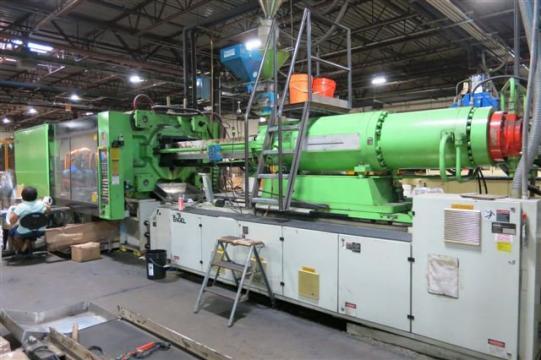 1999 750 ton Engel, 132 oz