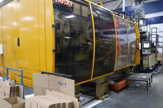 1999 550 ton Husky GL500 RS120/100 125 oz