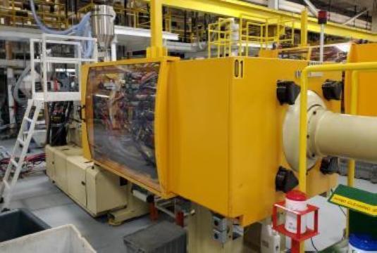 2000 160 ton Husky 4.8 oz S160 RS40/32