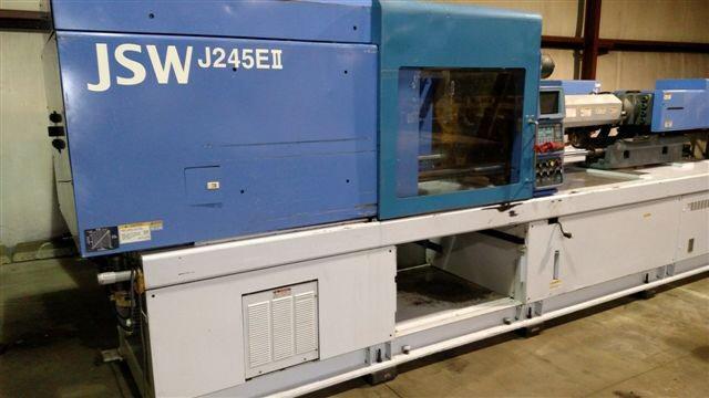 2000 JSW 242 ton 17.8 oz