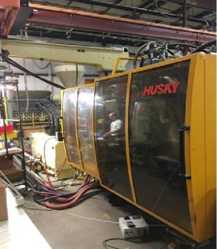 2000 310 ton Husky G300 27.9 oz