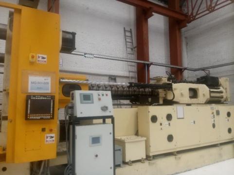 2003 500 ton Nissei 68 oz. FN8000