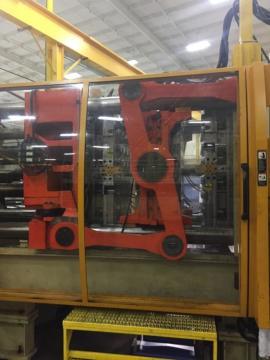 2000 750 ton Husky 160.7 oz GL750 RS120/110