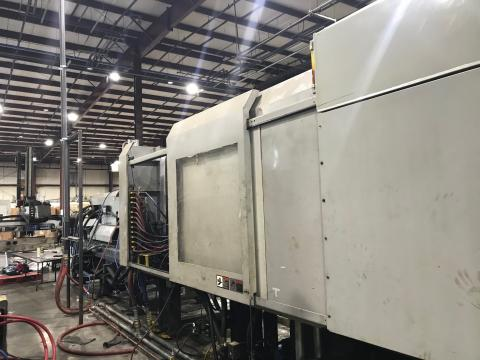 2000 800 ton Van Dorn 139.1 oz Pathfinder 5000