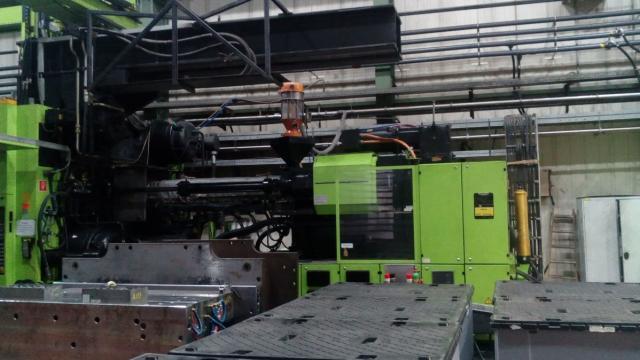 2001 2300 ton Engel 236 oz