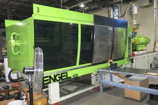 2001 400 ton Engel, 50.6 oz