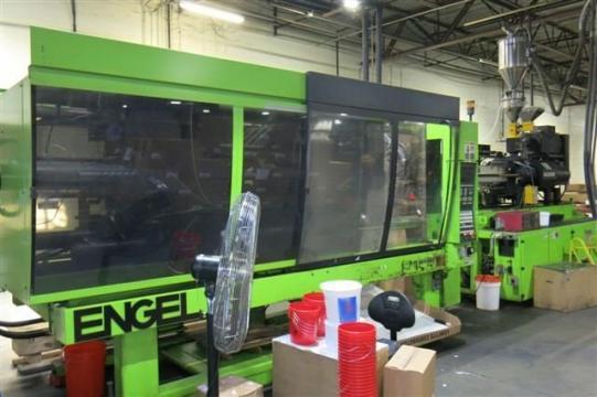 2003 400 ton Engel, 50.5 oz