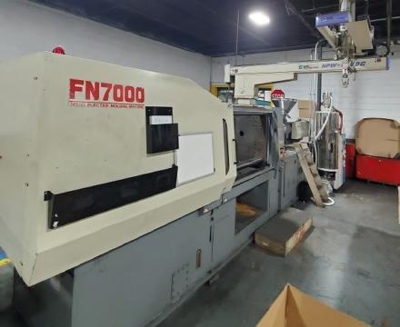 2003 398 ton Nissei 42.9 oz. FN7000