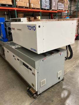 2004 150 ton Toyo 6.7 oz. Si150-II Electric