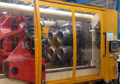 2004 Husky Hylectric H1000 1100 ton