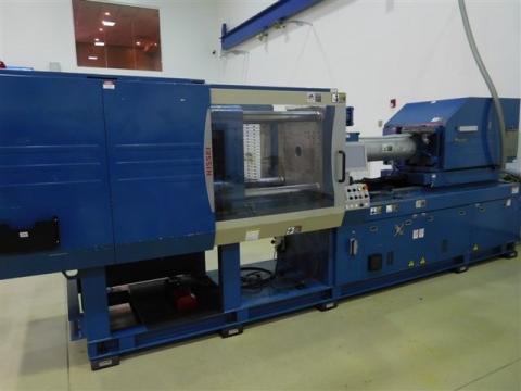 2004 198 ton Nissei NEX4000 9.6 oz Electric