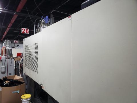 2005 500 ton Nissei 68 oz. FN8000