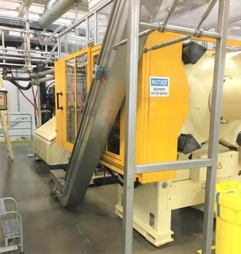 2007 330 ton Husky H300 28.7 oz