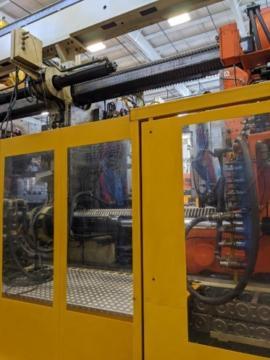 2009 2980 ton Husky 1062 oz QTL2700 RS200/200