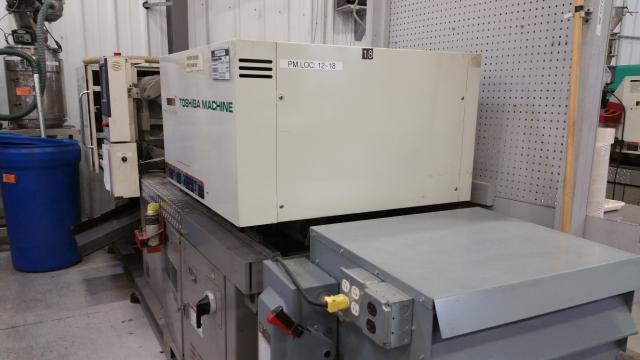 2008 85 ton Toshiba 1.29 oz EC85-NII Electric