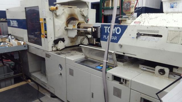 1993 200 ton Toyo, 15.9 oz TM-200G2
