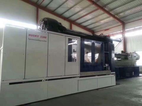 2012 3300 ton Husky 706 oz