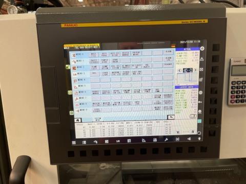 2004 150 ton Toyo 6.7 oz. Si150-II Electric