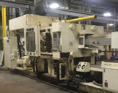 1999 500 ton Van Dorn 59 oz Pathfinder 5000
