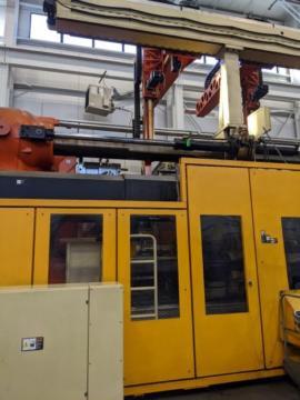 2008 2980 ton Husky 1613 oz QTL2700 RS235/235