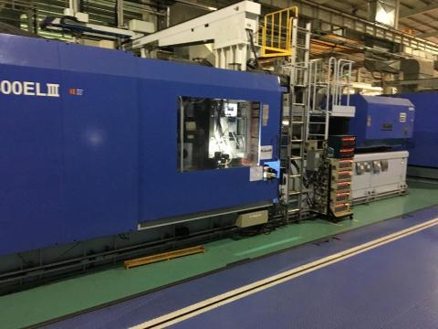 2007 1300 ton JSW 167 oz Electric