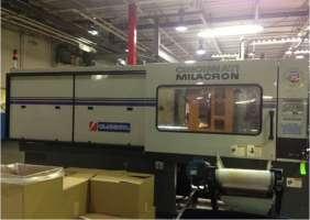 1996 Cincinnati Milacron Elektra, 300 Ton, 13 oz.