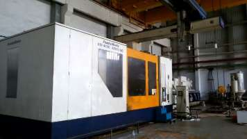 2003 Krauss-Maffei 4400 Ton, 1376 oz.