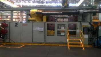 2000 2200 ton Husky, 264 oz.
