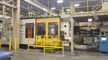 1992 3000 ton Cincinnati 382 oz VL3000