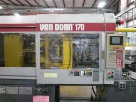 1996 170 ton Van Dorn 8 oz 170 HT