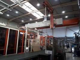 1997 3200 ton Krauss-Maffei 1058 oz