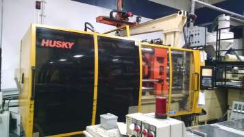 1997 330 ton Husky, 41.73 oz GL300RS
