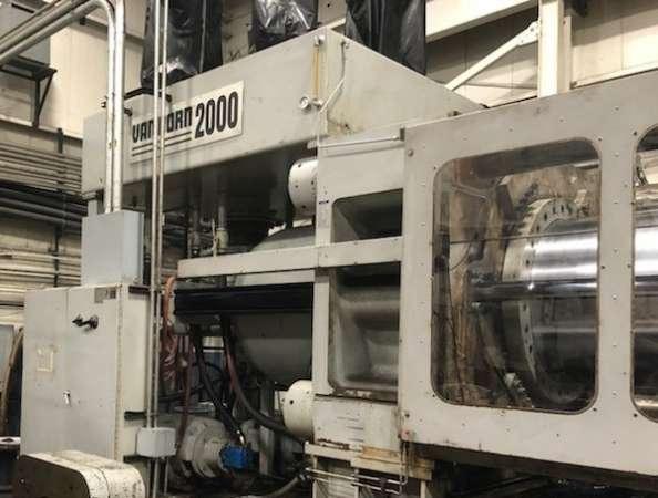 2007 1000 ton Van Dorn Titan