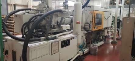 2000 180 ton Sumitomo 5.5 oz SG180M-HP