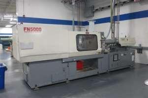 2000 237 ton Nissei, 13.5 oz FN5000