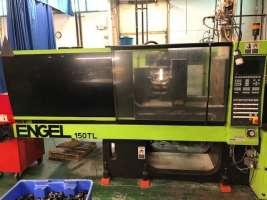 2002 150 ton Engel TieBarLess 12.7 oz
