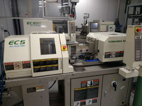 2002 5 ton Toshiba Electric EC5V21
