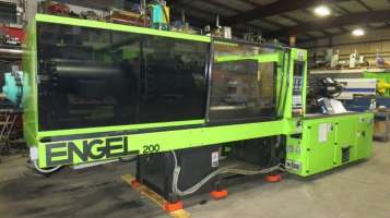 2004 200 ton Engel 19.7 oz TieBarLess