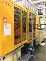 2006 330 ton Husky H300 28.7 oz Hylectric