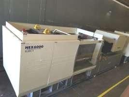2006 300 ton Nissei NEX6000-71E 23.5 oz
