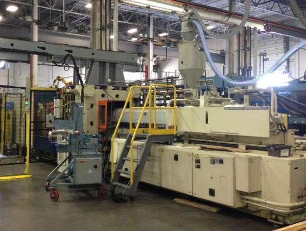 2009 1000 ton UBE, 185.4 oz