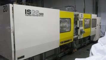 2010 500 ton Toshiba, 61 oz