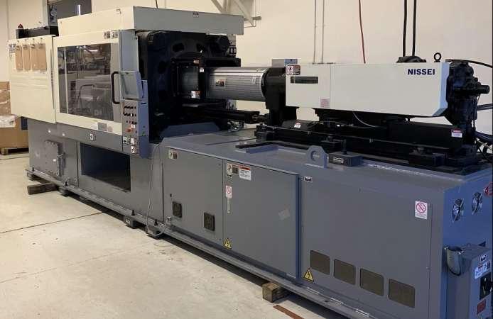 2011 308 ton Nissei FNX280 18.6 oz Hybrid Electric
